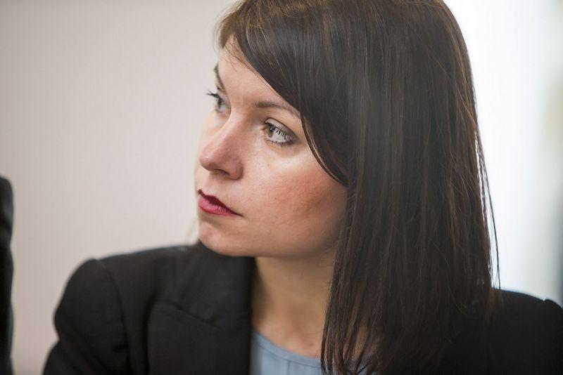 """Aiva Remeikienė, kredito paslaugų AB """"BnP Finance"""" direktorė. Vladimiro Ivanovo (VŽ) nuotr."""