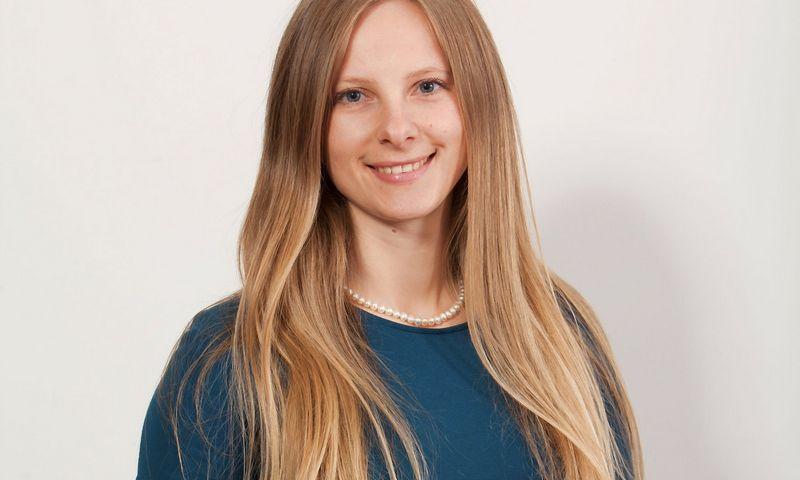 """Andželika Rusteikienė, skaidraus verslo iniciatyvos """"Baltoji banga"""" vadovė. Asmeninio archyvo nuotr."""