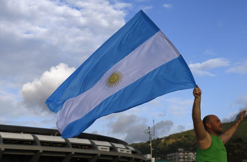 Ricardo Moraes (Reuters / Scanpix) nuotr.