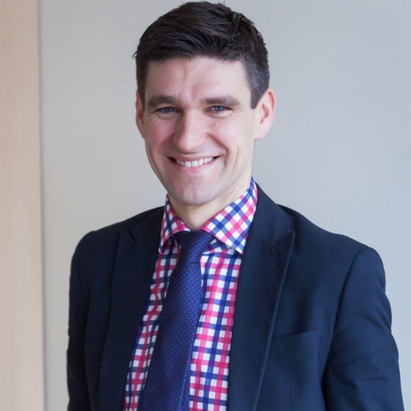 Simonas Krėpšta, Lietuvos banko Finansinio stabilumo departamento direktorius. Asmeninė nuotr.
