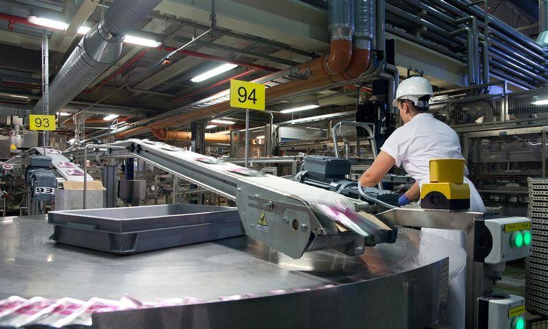 Šalies gamintojams kontroliuoti sąnaudas padeda investicijos į našesnę gamybos įrangą, o perspektyvų didinti pajamas suteikia stiprėjanti paklausa Vakarų eksporto rinkose. Algimanto Kalvaičio nuotr.