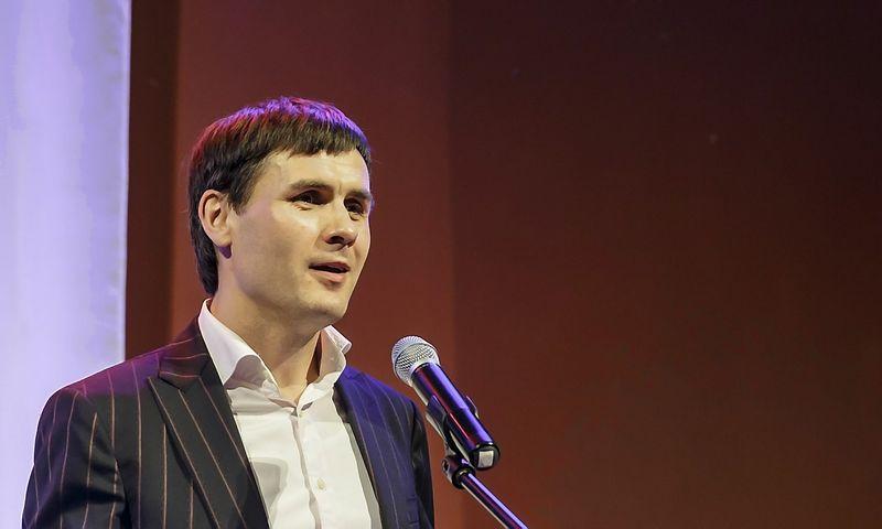 Darius Gudačiauskas. Vladimiro Ivanovo (VŽ) nuotr.