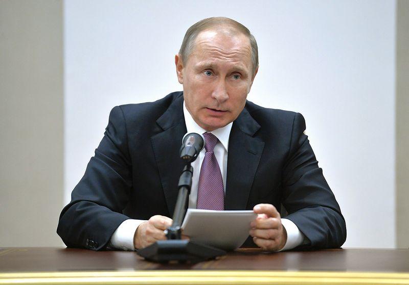"""Aleksejaus Družinino (""""Sputnik"""" / """"Scanpix"""") nuotr."""