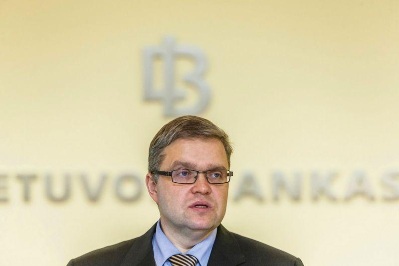 Vitas Vasiliauskas, LB valdybos pirmininkas. Vladimiro Ivanovo (VŽ) nuotr.