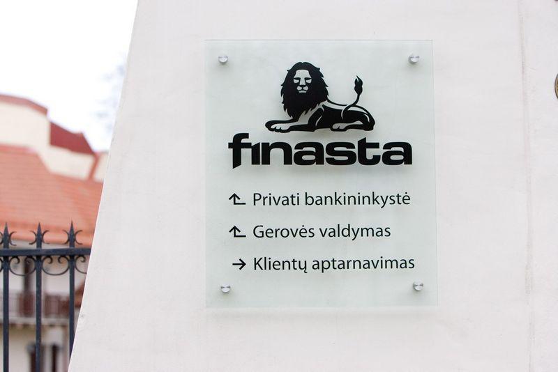 "AB bankas ""Finasta"". Juditos Grigelytės (VŽ) nuotr."