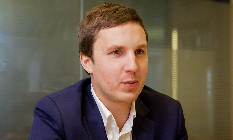 Deividas Tumas. Vladimiro Ivanovo (VŽ) nuotr.