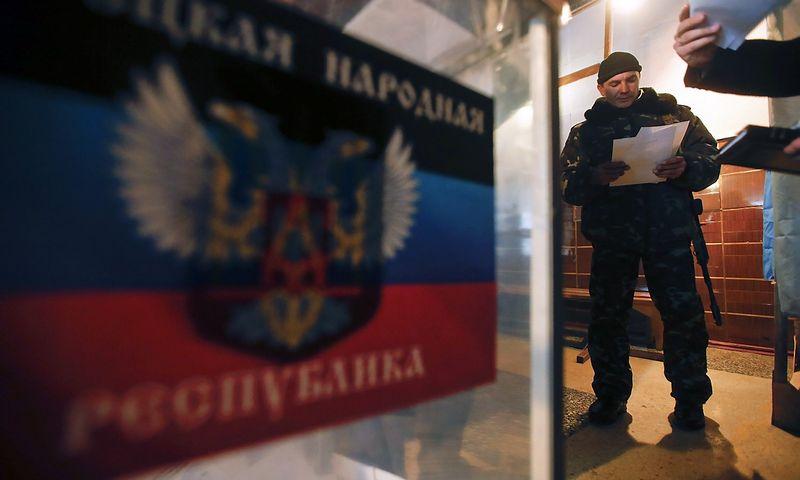 """Maximo Zmeyevo (""""Reuters"""" / """"Scanpix"""") nuotr."""