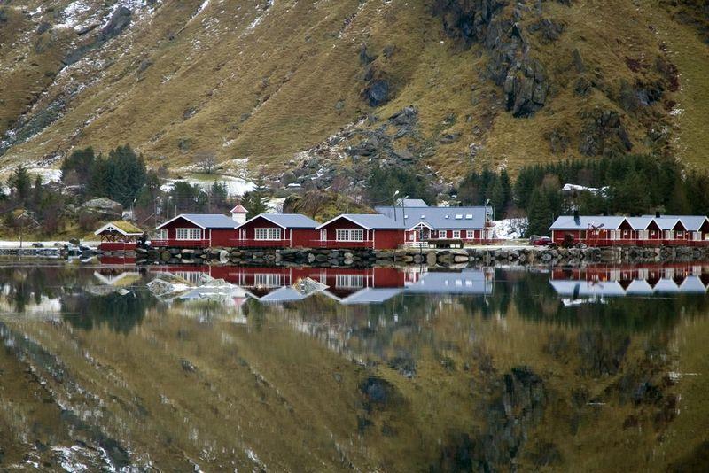 """Sakoma, kad patys gražiausi fiordai – Norvegijoje. """"Matton"""" nuotr."""