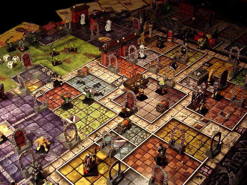 """Populiariausias iki šiol lieka Gary Gygaxo sukurtas stalo vaidmenų žaidimas """"Požemiai ir drakonai""""."""