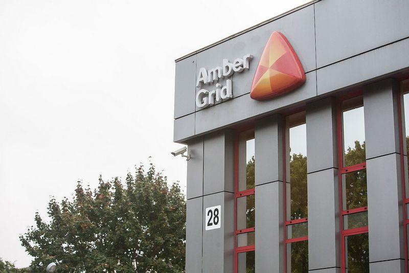 """2015 09 25. Lietuvos gamtinių dujų perdavimo sistemos operatorės AB """"Amber Grid"""" biuras. Grigelytės (VŽ) nuotr."""