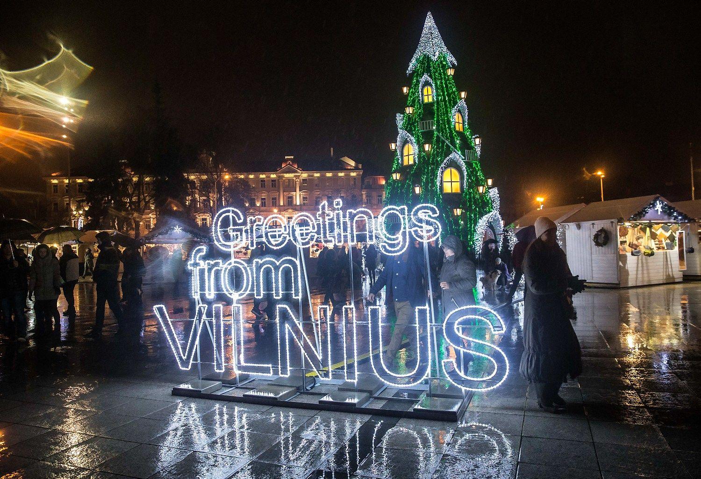 Vilnius – viena iš vietų, kurias būtina aplankyti 2016 m.