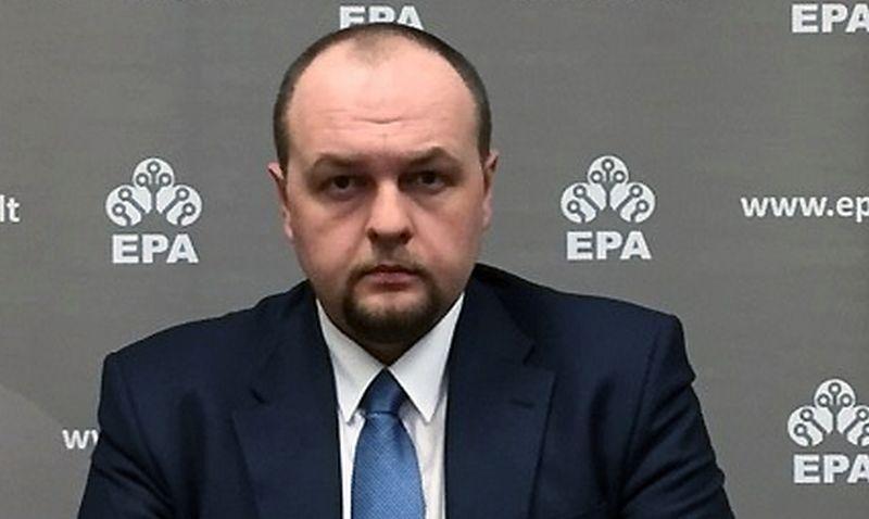 """Elektronikos platintojų asociacijos """"EEPA"""" direktoriumi nuo gruodžio 29 d. paskirtas Linas Ivanauskas. """"EEPA"""" nuotr."""