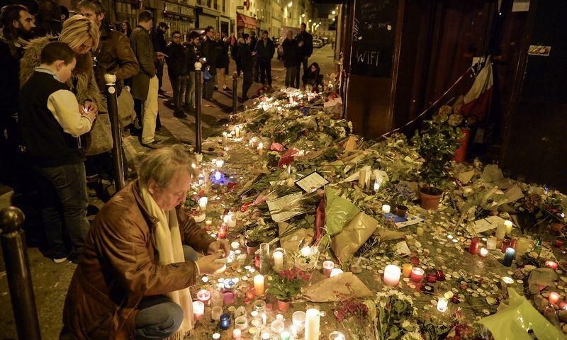"""Žodis """"teroras"""" 2015 m. pasaulyje skambėjo garsiau. """"TT News Agency"""" nuotr."""
