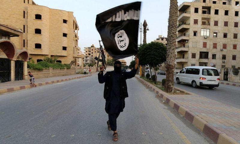 """Didžioji """"Islamo valstybės"""" išlaidų dalis skiriama kovotojams. """"Reuters"""" nuotr."""