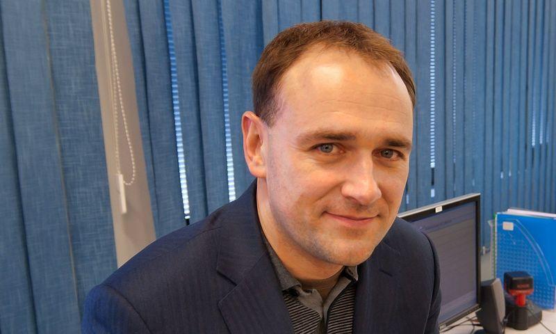 Linas Bulzgys. Algimanto Kalvaičio nuotr.