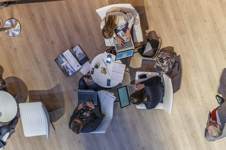Pradedantieji lietuviai verslininkai mėgina įnešti naujovių į skirtingas verslo sritis.  Vladimiro Ivanovo (VŽ) nuotr.