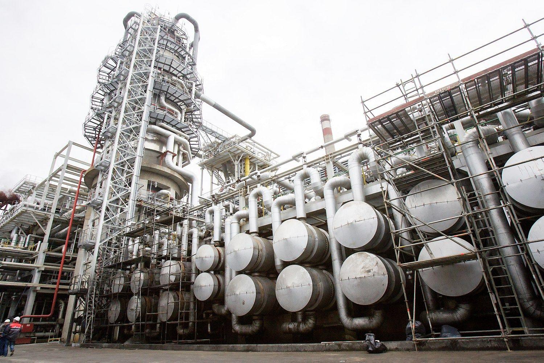 Naftos kainos �Orlen� nespaud�ia: mar�os rodo puikius metus