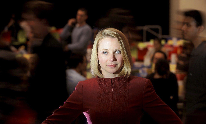 Pasi�l� atleisti �Yahoo� generalin� direktor�