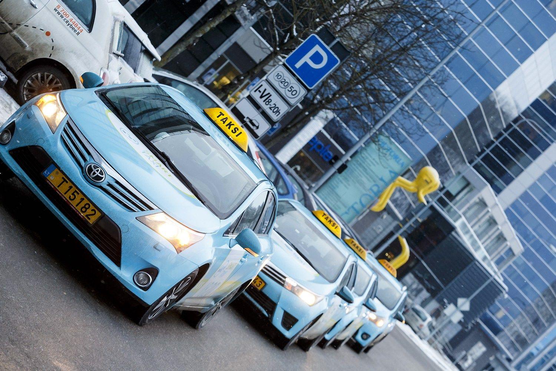 �Smart Taxi� tapo did�iausia elektromobili� parko valdytoja Lietuvoje