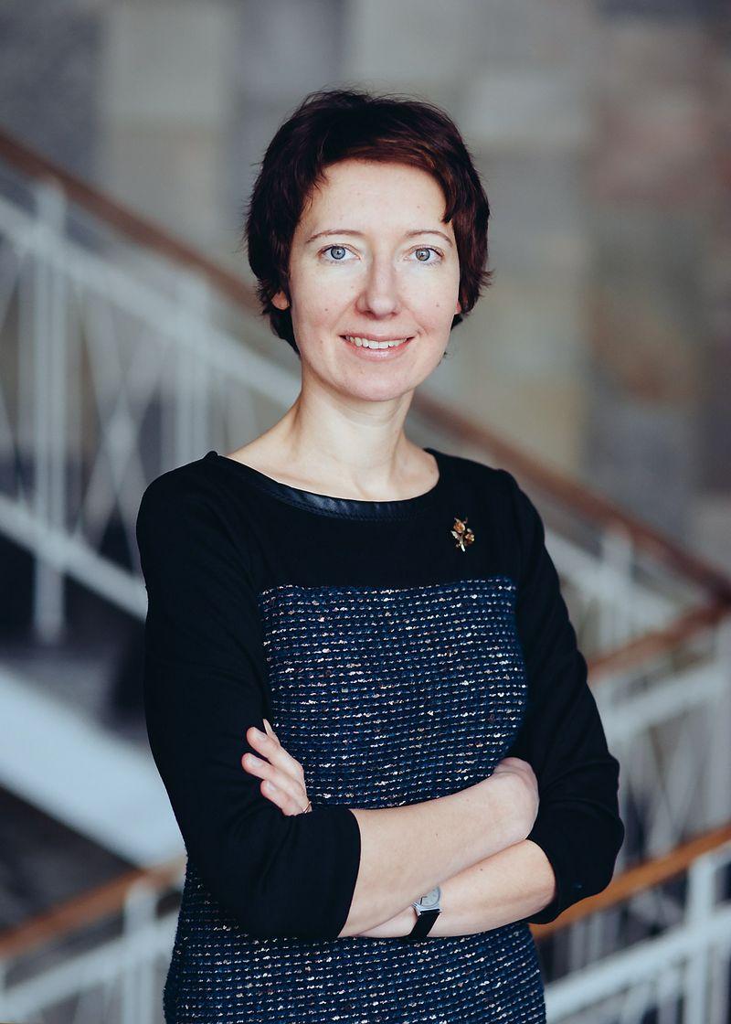 Jūratė Šovienė, Konkurencijso tarybos pirmininko pavaduotoja. Įstaigos nuotr.