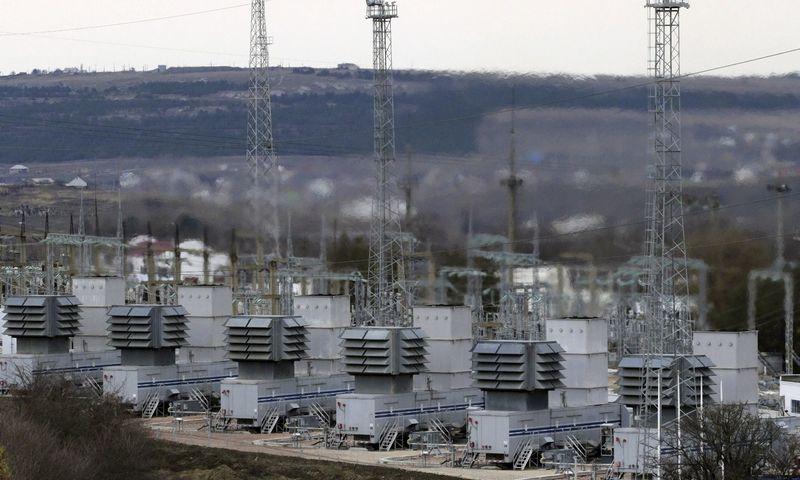 """Nerimaujama, kad panašios atakos gali pridaryti kur kas dažgiau žalos, jeigu būtų organizuojamos, pavyzdžiui, prieš atomines elektrines ar vandenvalos arba vandens tiekimo bendroves. Pavelo Rebrovo, (""""Scanpix""""/""""Reuters"""") nuotr."""