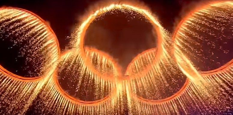 Tarp naujausi� reklam� � �vilgsnis � olimpin� vasar�