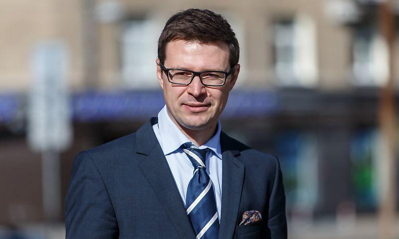 """Giedrius Čiurinskas, UADBB """"Colemont draudimo brokeris"""" generalinis direktorius: """"Draudimo kaina priklauso ir nuo įmonės dydžio (turto vertės, apyvartos), veiklos pobūdžio, viešo akcijų platinimo."""" Vladimiro Ivanovo (VŽ) nuotr."""