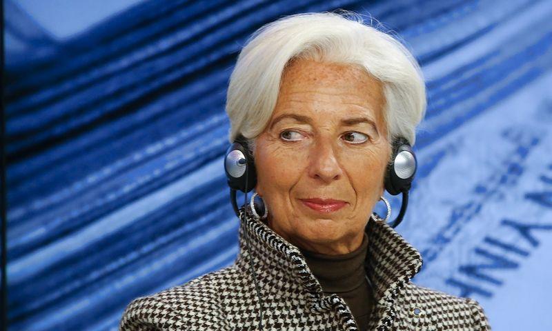 "Christine Lagarde, TVF vadovė. Rubeno Spricho (""Reuters"" / ""Scanpix"") nuotr."