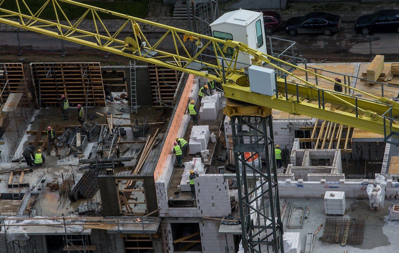 Patikimi statybininkai � ramstis u�sakovui