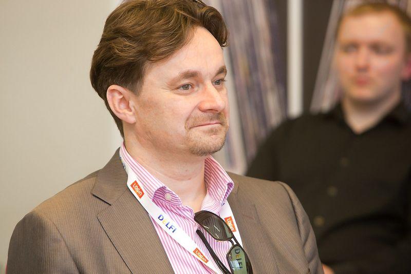 Verslininkas Antanas Danys. Vladimiro Ivanovo (VŽ) nuotr.