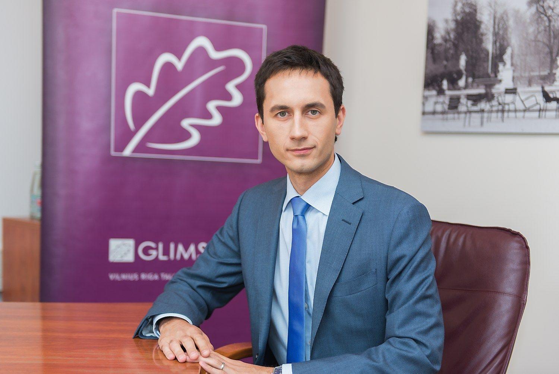 Audrius Žvybas, GLIMSTEDT vyresnysis teisininkas, advokatas