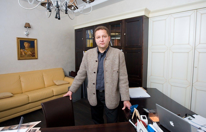 Kei�iasi �Lino� generalinis direktorius
