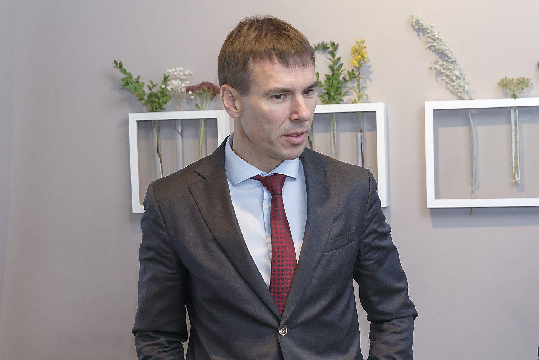 �ar�nas Nedzinskas palieka DNB bank�