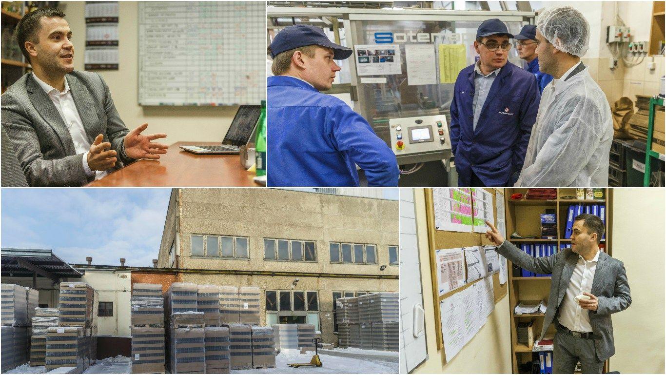 Diena su �Vilniaus degtin�s� vadovu: nuo nuostoli� iki efektyvumo