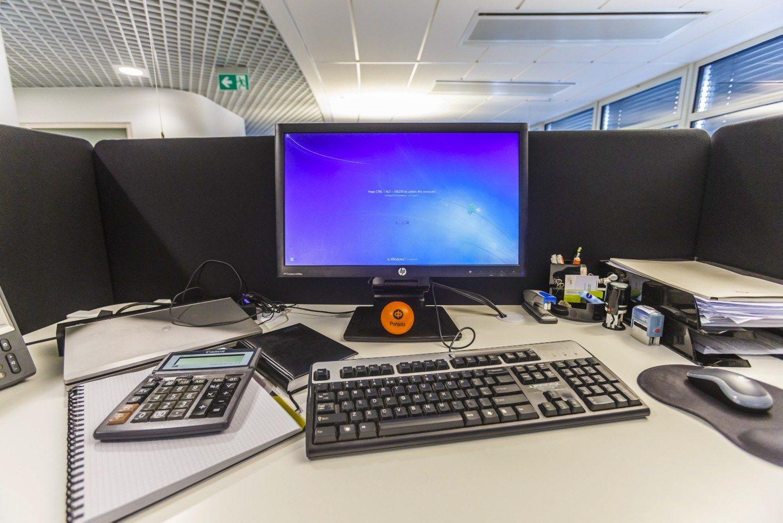 Kaip atrodo ideali darbo stalo tvarka