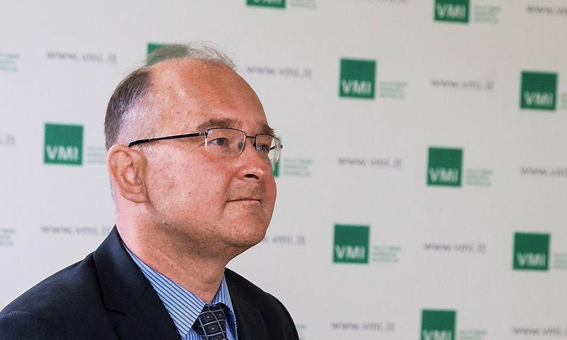 Artūras Klerauskas, Valstybinės mokesčių inspekcijos viršininko pavaduotojas. Juditos Grigelytės (VŽ) nuotr.