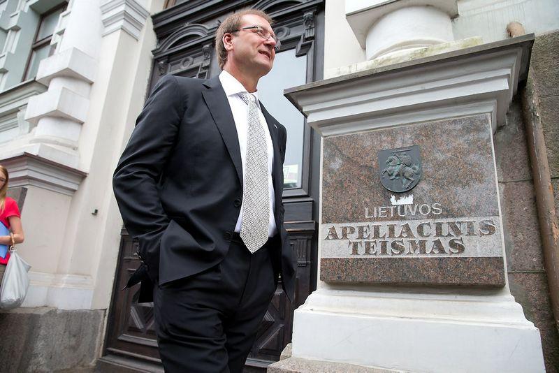Viktoras Uspaskichas, Darbo partijos įkūrėjas. Vladimiro Ivanovo (VŽ) nuotr.