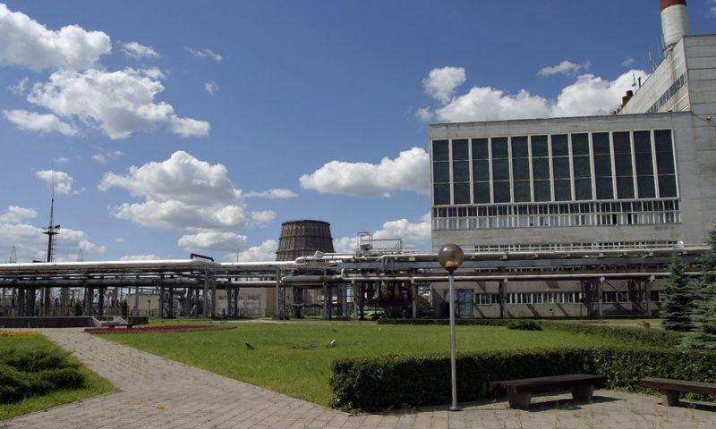 """""""Kauno energija"""" jau anksčiau iš Kauno termofikacijos elektrinės yra prisiteisusi apie 3,5 mln. Eur baudų. Roberto Misiukonio nuotr."""