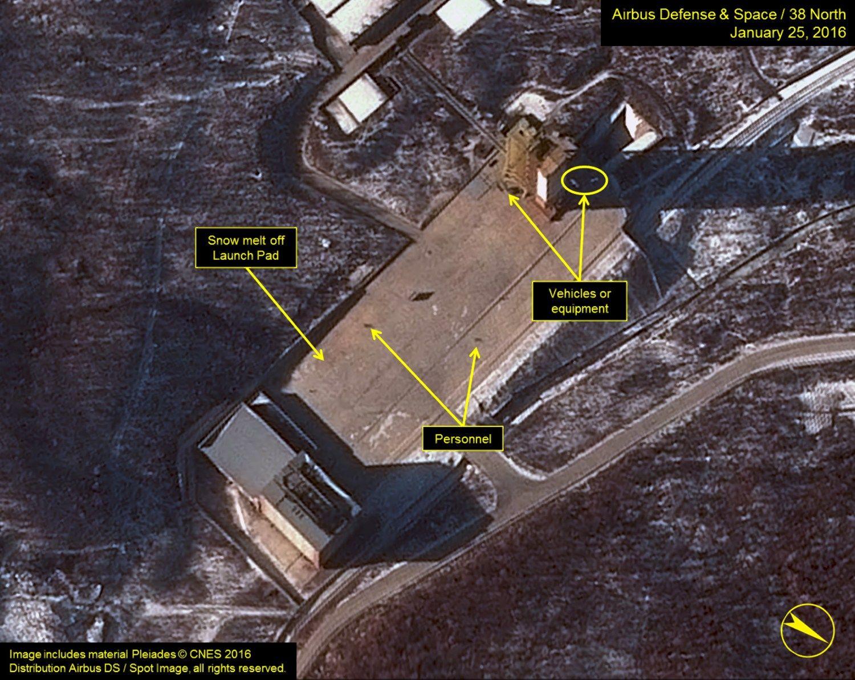 Šiaurės Korėjos kosmoso planai kelia tarptautinį nerimą