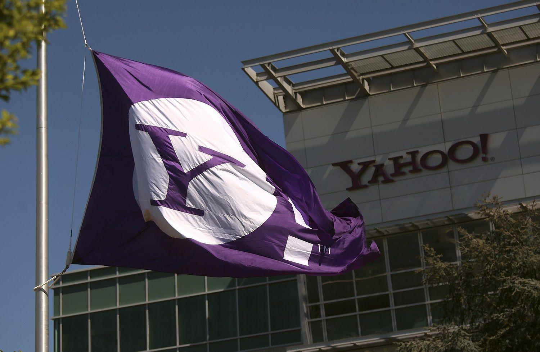 �Yahoo� atleis 15% darbuotoj� ir m�gins parsiduoti