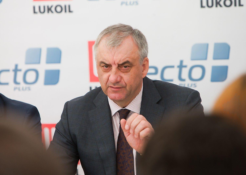 """""""Lukoil"""" degalinės gali būti parduotos per kelias savaites"""
