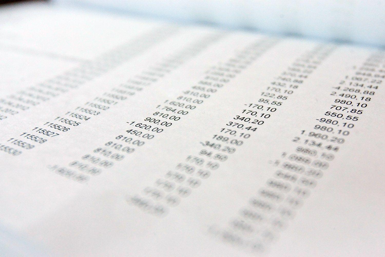 Pus� bank� e. s�skaitos paslaugos apmokestinama PVM