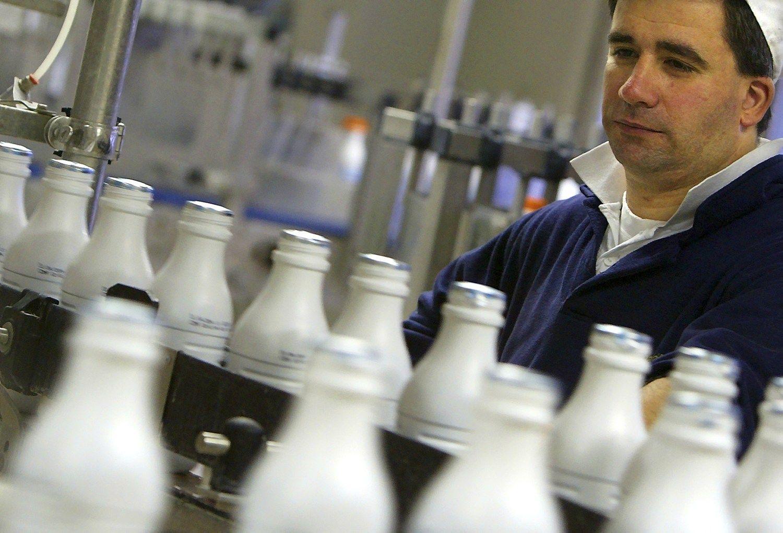 Estijos pieno perdirbimo �Tere� � ties bankroto riba