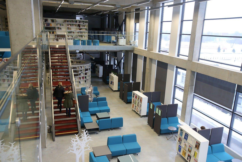 Kolegijos atnaujina pastatus ir programas: kam bus dar skiriamos ES l��os