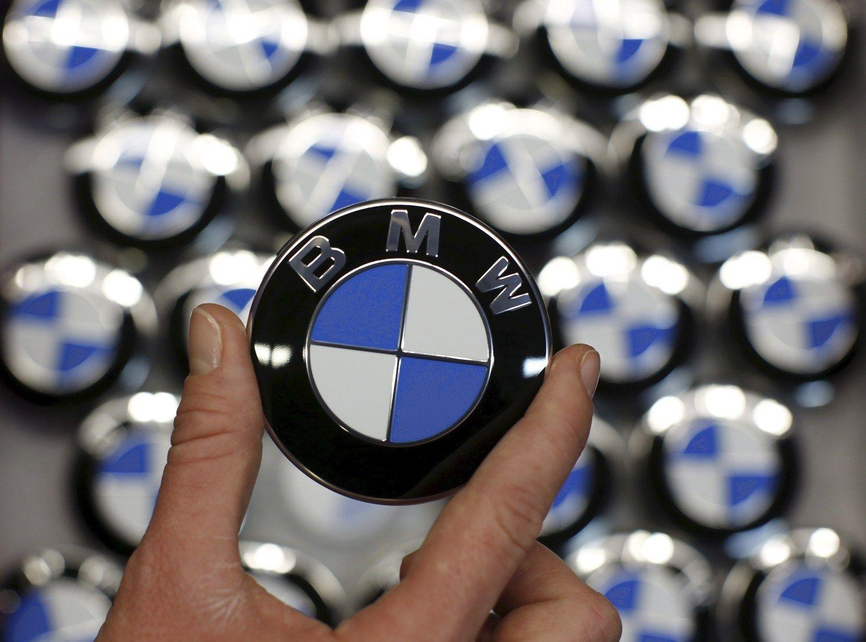 BMW hibridinius M modelius kurs tam, kad �ie b�t� galingesni