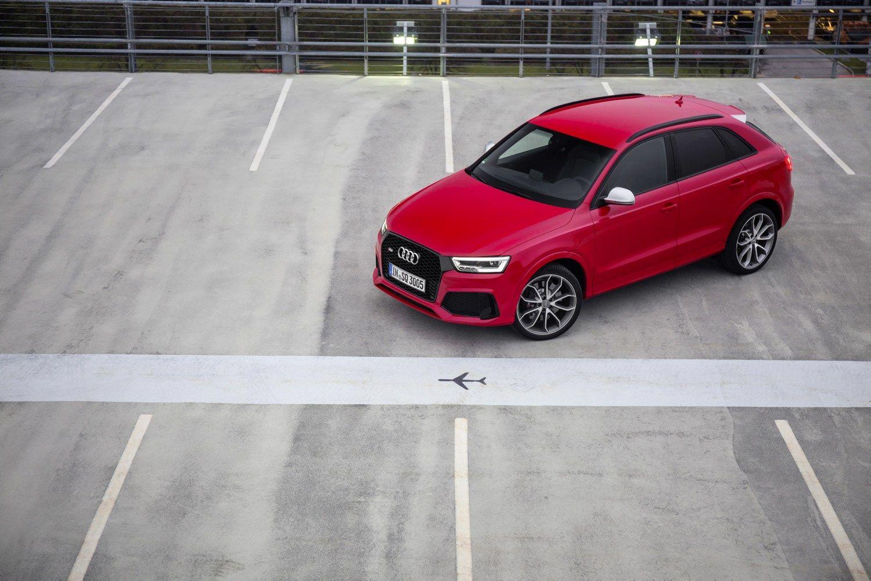 �Audi� kompakti�kas Q3 RS � dar galingesnis