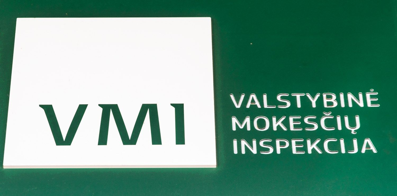 Paskelb� PVM s�skait�registr� teikimo VMI projektus