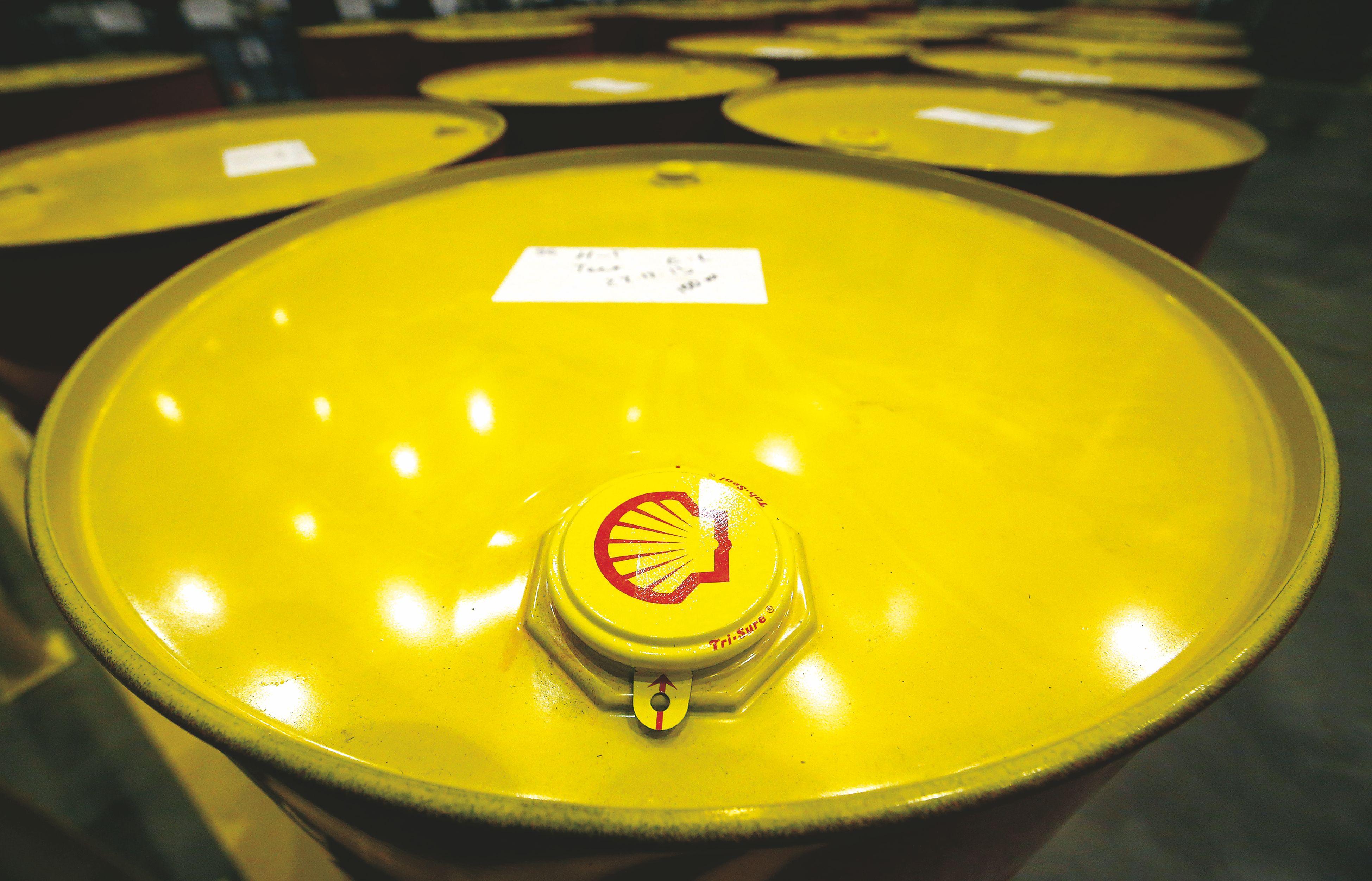 Naftos milžinai ieško dugno