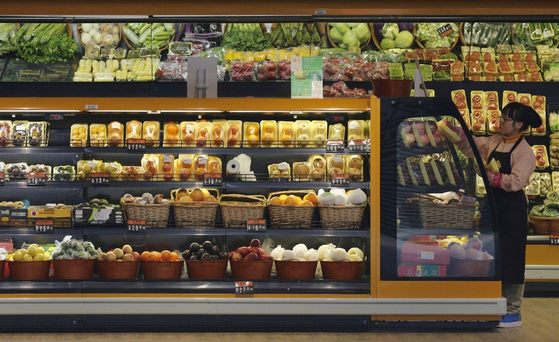 Fiksuotas dar vienas rekordinis maisto kain� kritimas