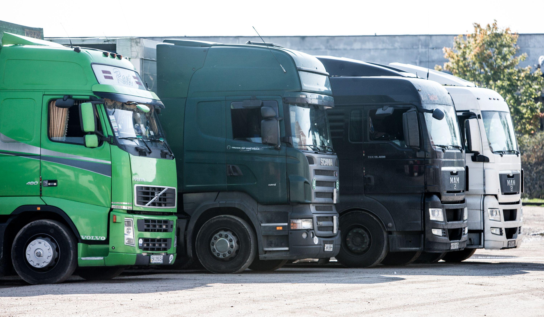 Transporto sektoriaus gazel� atnaujino savo prek�s �enkl�